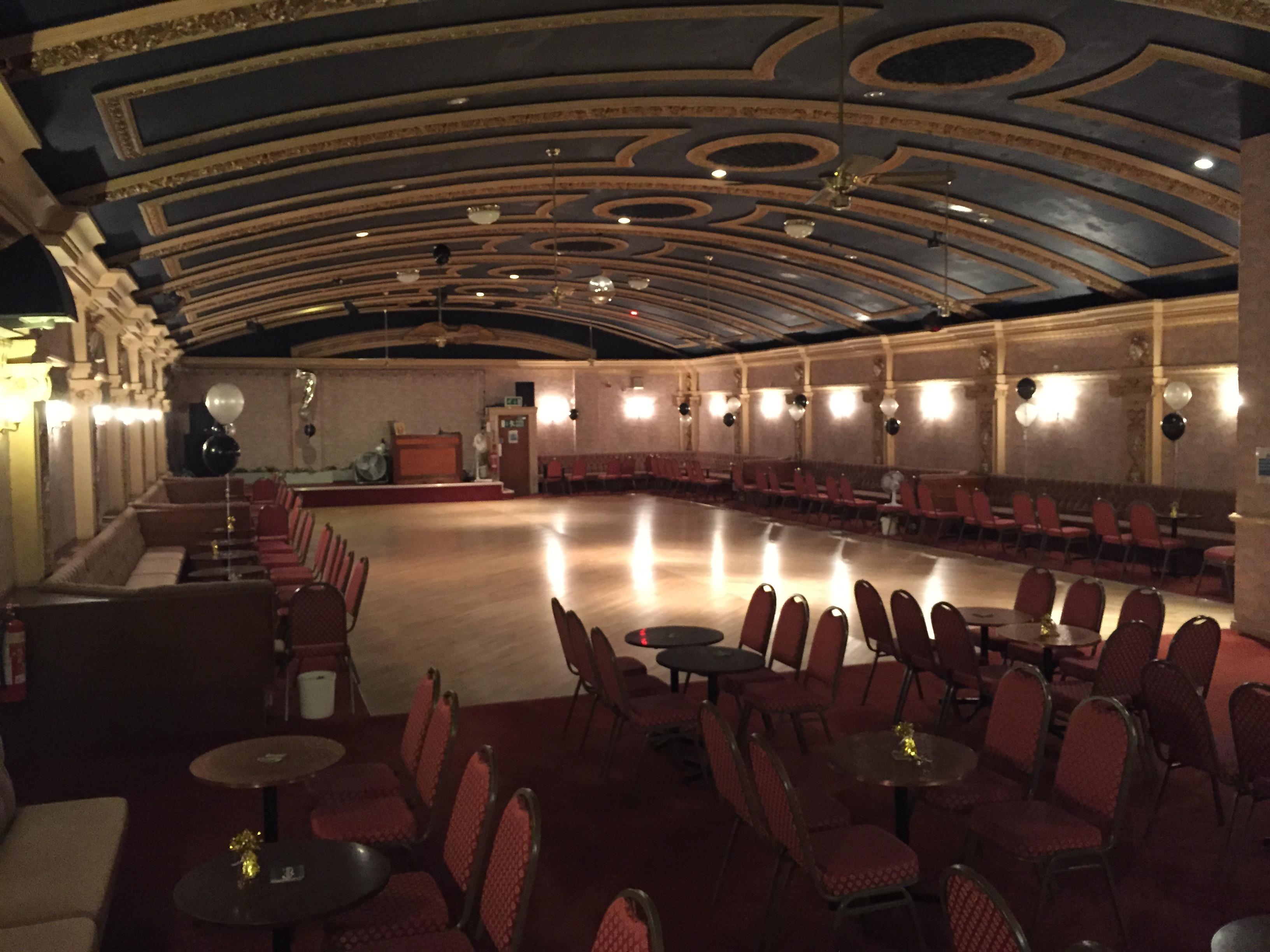 Union Rooms Batley Menu